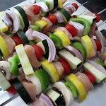 Skewers and Sandies