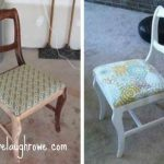 Chair Makeover :: Shabby Chic Project