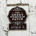 The Great Pumpkin Patch {Top Ten Tuesday}