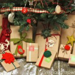 get your kraft on    gift wrapping