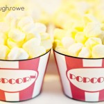 Popcorn Cupcakes and Trivia