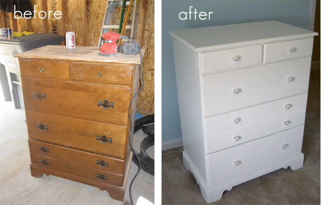 dresser_before and after
