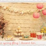 A Spring Fling :: Hosting a Spring Par-tay