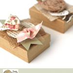 {DIY} Vintage Inspired Favors and Gift Wrap