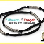 Maurices + Target Knock-Off Necklace