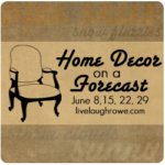 {Decor Series} Forecast: Sunny