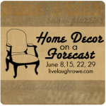 {Decor Series} Forecast: Snow Flurries