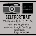 SAVE THE DATE: Self Portrait Mini Series