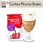 Coffee Mocha Shake Goodness