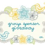 July Group Sponsor #Giveaway