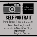 Self Portraits: Five Tips