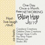 Thee Networking Blog Hop {August Edition}