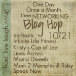 Thee Networking Blog Hop {October Edition}