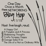 Thee Networking Blog Hop {November Edition}