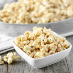 Homemade Caramel Popcorn | Snack Time