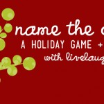 Name the Carols | A Holiday Game + Printable