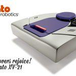 No more vacuuming for me… Neato Robotics Vacuum
