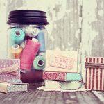Vintage Inspired Covered Matchboxes