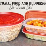 Score a Touchdown with Rubbermaid