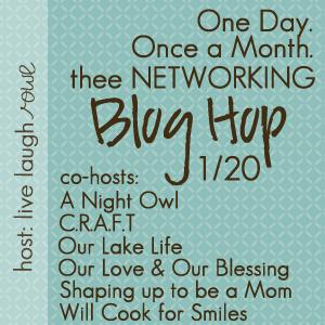 january 2013 blog hop