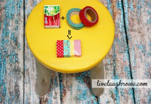 Washi Tape Crafts | Oh how I love thee!