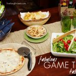 Preparing for Game Day | BBQ Chicken Pizza