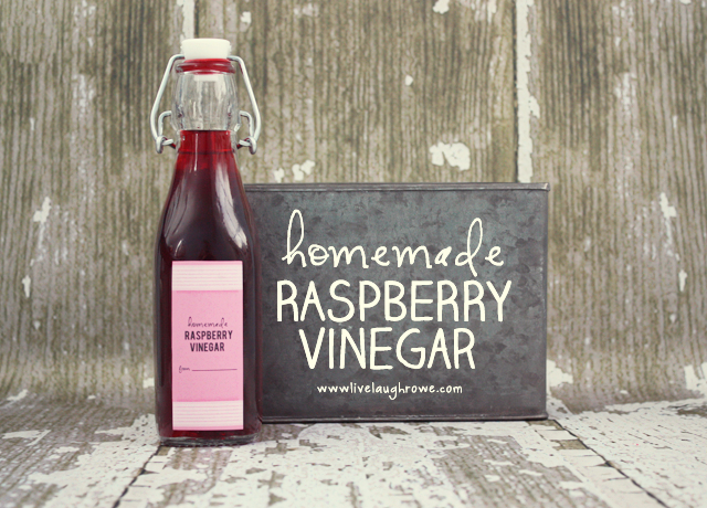 Raspberry Vinegar