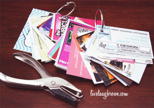 Blissdom bound preparing for a blog conference live laugh rowe business cards colourmoves