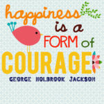 Happiness Is   Free Printable