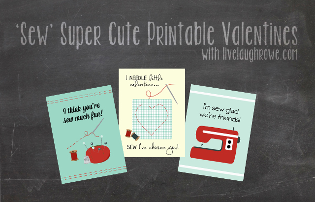 Printable Valentine Cards – Cute Valentines Cards