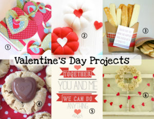 Valentine's Day Projects | live laugh {linky} #47