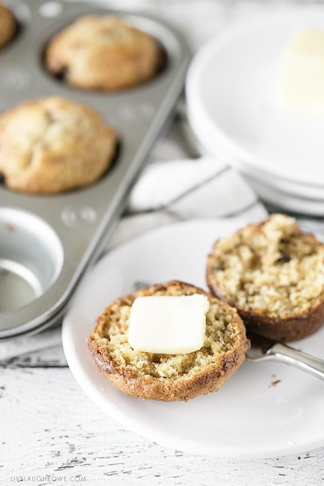 Easy Breakfast Muffins