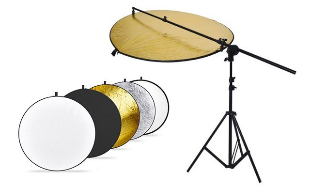 Reflector and Stand
