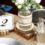 Vintage Wedding Tablescape