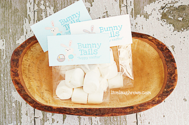 Bunny Tails Easter Treats