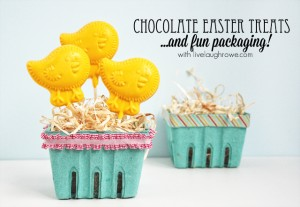 Chocolate Easter Treats & Fun Packaging