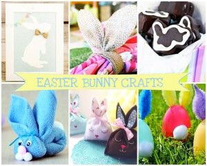 Easter Bunny Crafts | live laugh linky # 54