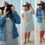 Gap Striped Dress | What I Wore Wednesday #57