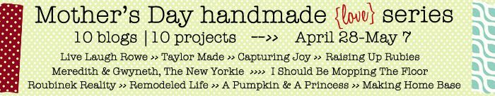 handmade mothers day