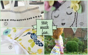 Sew Much Fun | Live Laugh Linky #57