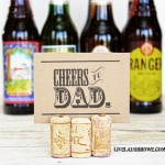 Cheers to Dad Celebration