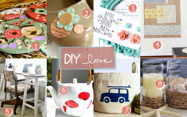 DIY Love with livelaughrowe.com