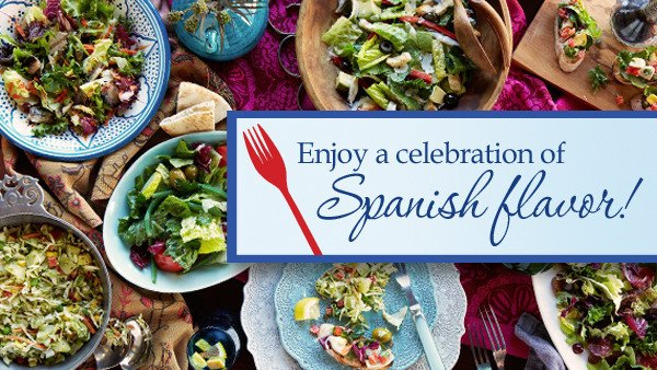 Dole TOS House Party -- Celebrate with Spanish Flavor!