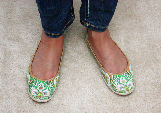Nine West Green Shoes