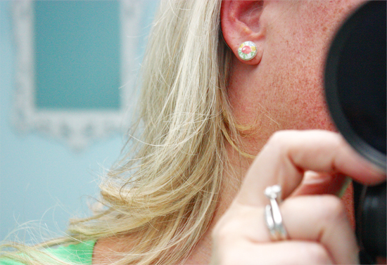 Queen Bees Market Earrings