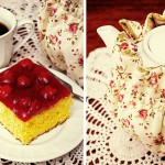 Ricotta Cheese Cake | Mother-Daughter Time in the Kitchen