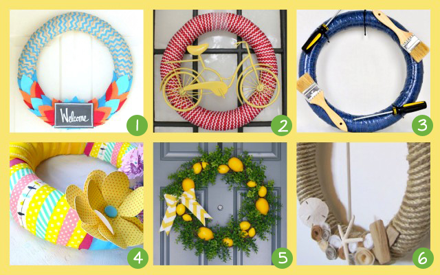 Wreath Love with livelaughrowe.com