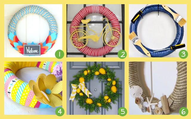 Wreath Love with livelaughrowe.com
