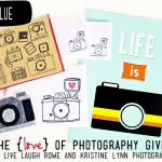 For the LOVE of Photography | Giveaway