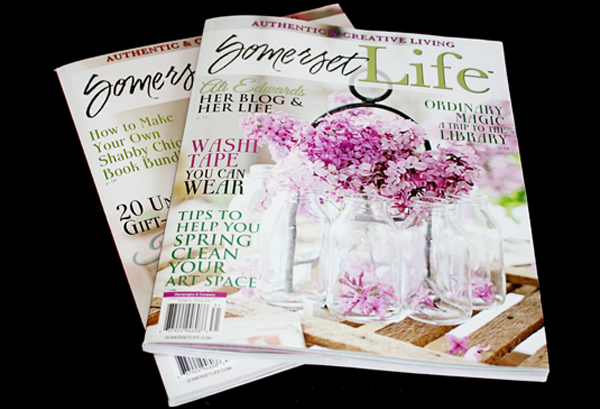 Somerset Life Mag Covers